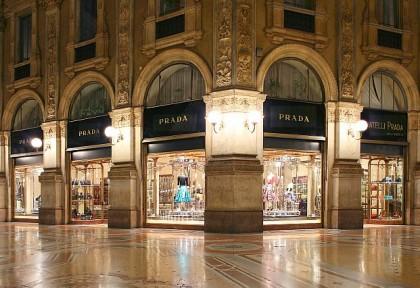 Prada Galleria Vittorio Emanuele