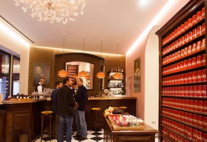 Luigi Zaini Chocolate Boutique