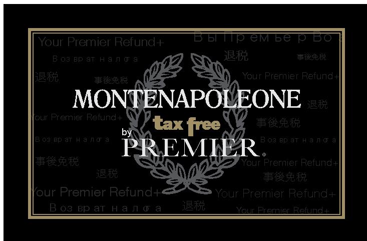 Montenapoleone card - Shopping