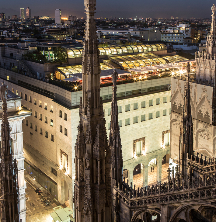Boundless Beauty at Rinascente | Where Milan - What to do in Milan