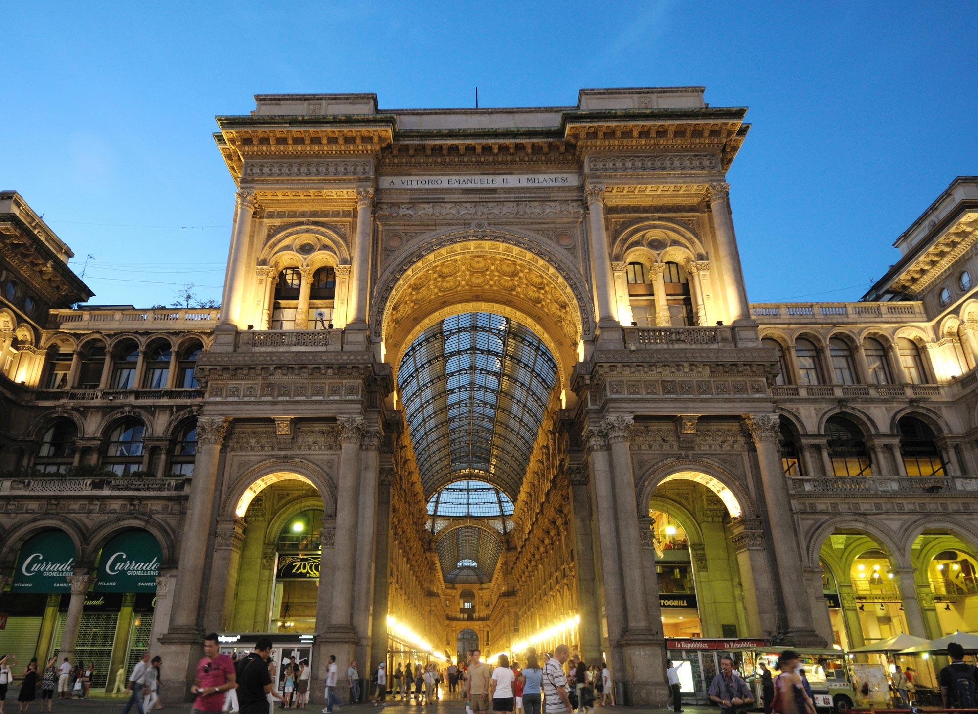 Visiting Galleria Vittorio Emanuele Ii Where Milan What To Do In Milan