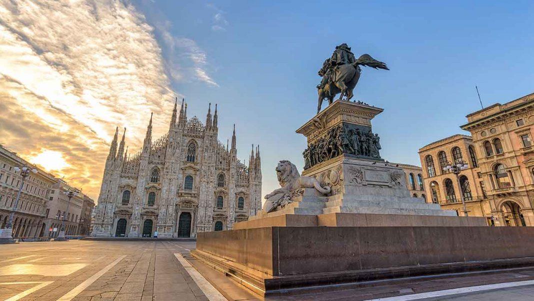 Duomo di Milano (c) Shutterstock.com