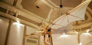 Photo of Leonardo3 interactive exhibition Milano