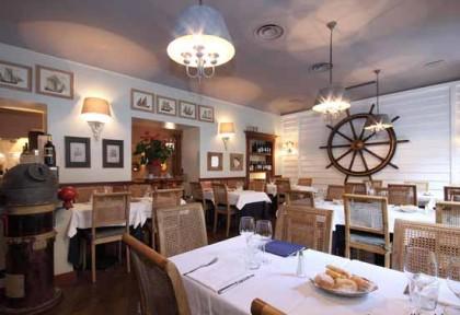Al Mozzo Milan restaurant