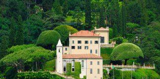 A lakefront villa in Como