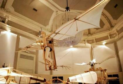 Leonardo3, the interactive exhibition