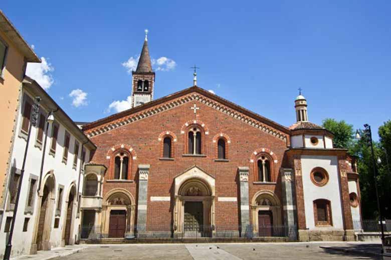 Basilica di S. Eustorgio
