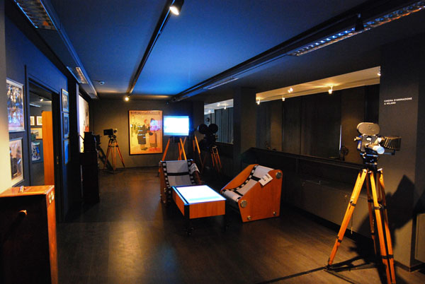 Mic Interactive Museum Of Cinema Where Milan What To