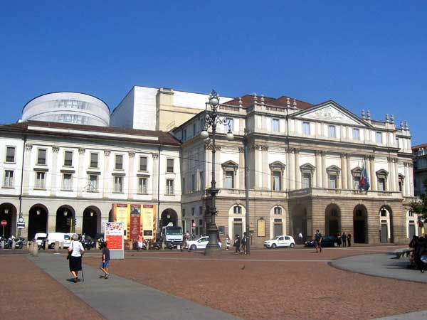 Scala Attractions in Milan