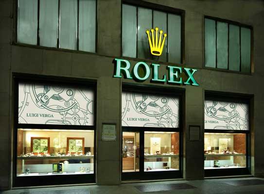 rolex milan