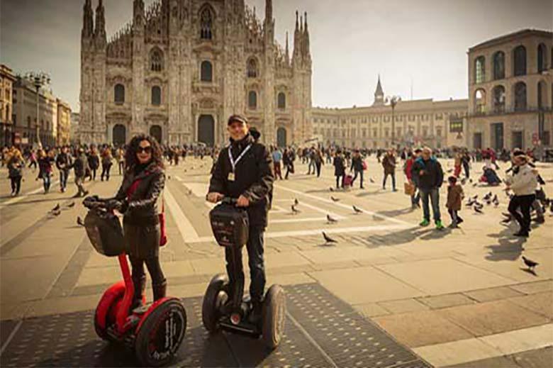Segway tours in Milan