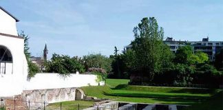 Milan's Amphitheatre