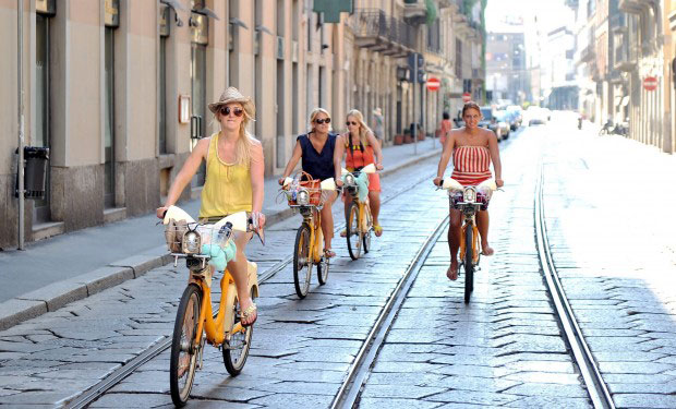 Bike Sharing in Milan