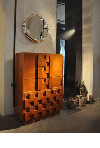 Lane Semanier, Verner Panton Mirror