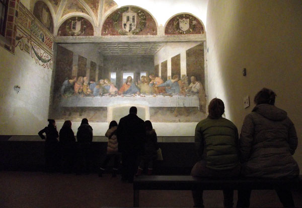 The Last Supper Attractions in Milan