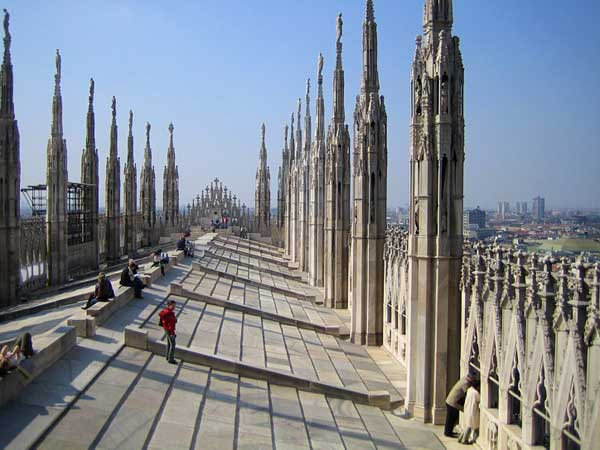 Duomo Attractions in Milan