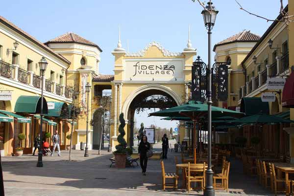 outlets and factory stores where milan what to do in milan ForMilan Outlet Shopping