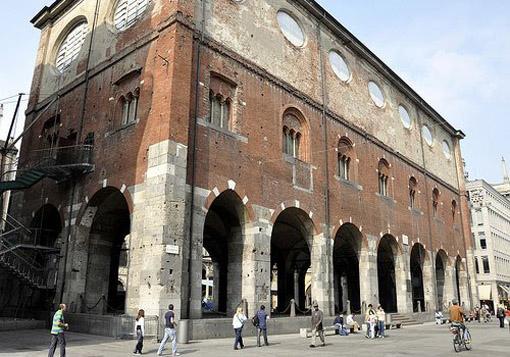 Palazzo della ragione where milan what to do in milan - Outlet della piastrella milano ...