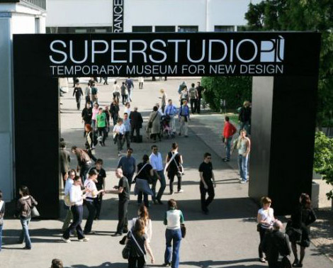 Temporary museum of new design where milan what to do for Superstudio italia