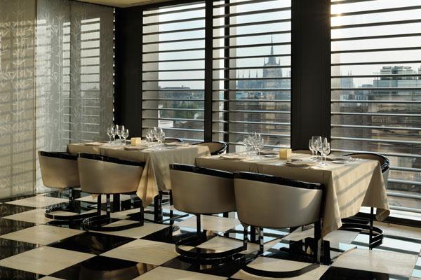 Ristorante Hotel Armani Milano