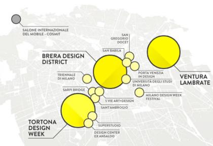 Fuorisalone 2015 - MAP