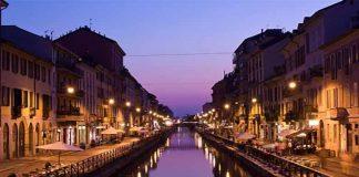 Photo of The Navigli district