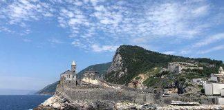 Porto Venere near the Cinque Terre