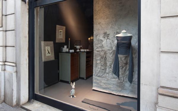 Vanitas Gallery display