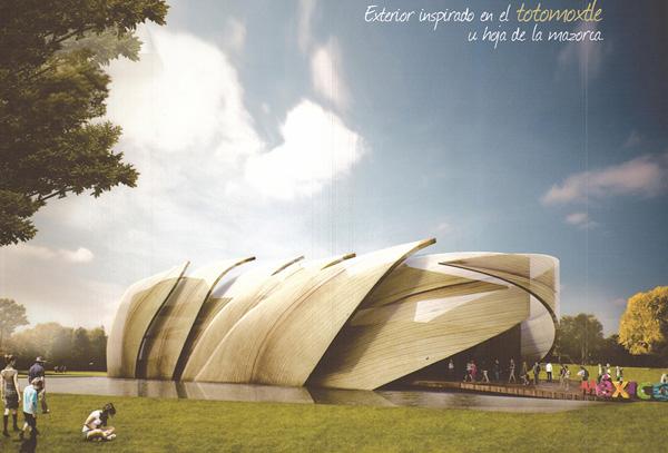 Mexico, pavilion expo Milan 2015