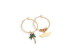 Dodo-Palm-Tree-Boat-earrings
