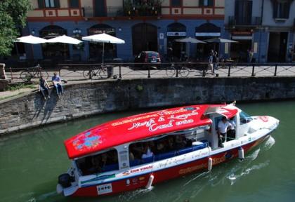 Milano, Navigli Cruise Citysightseeing