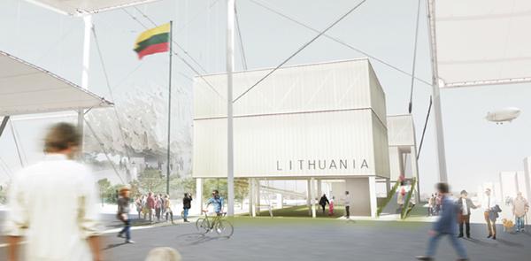 Lithuania Pavilion expo 2015