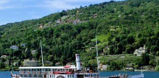 Lombardy Lake Lago Maggiore