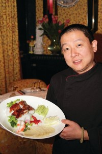 Hong Kong Restaurant chef