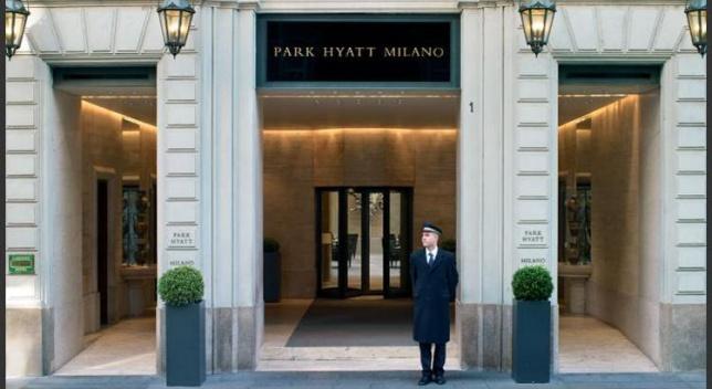 Leonardo Milano Hotel