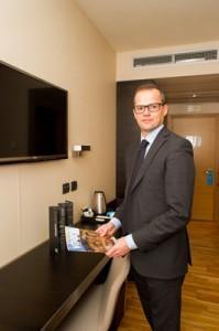 Domenico Forte, hotel manager NH Milano Concordia