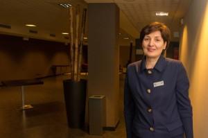 Leila, house keeper NH Milano Concordia