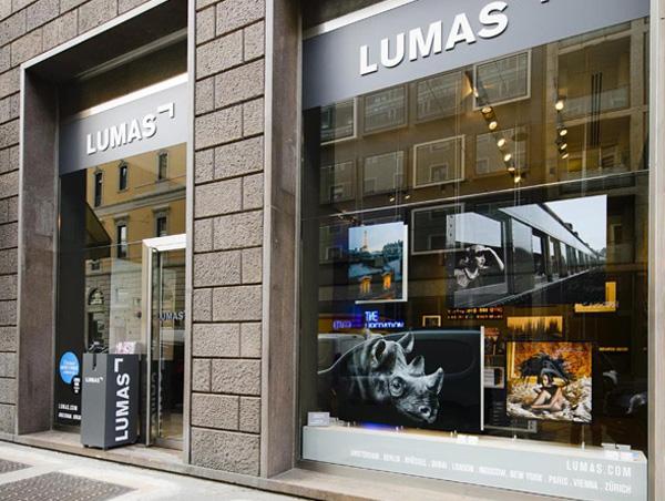Lumas gallery milano