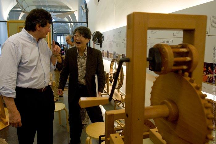 Museo della scienzae della tecnica Leonardo da Vinci
