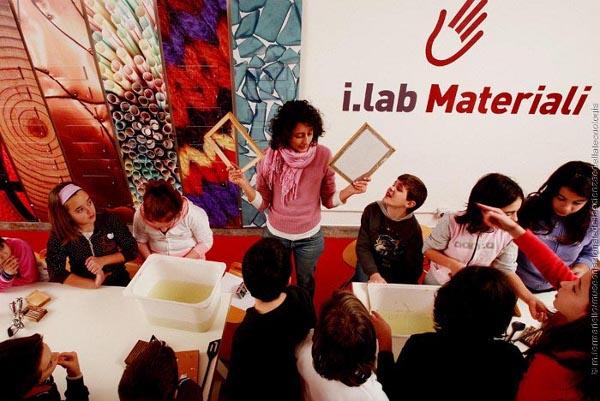 Museo scienza e tecnologia, I-lab