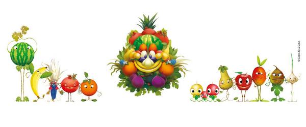 Foody, mascotte Expo Milano 2015