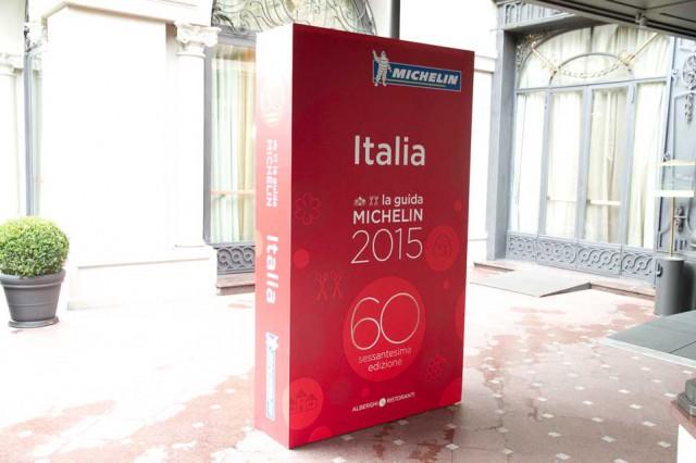 Милан рестораны Мишлен 2015