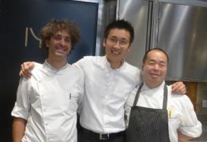 IYO restaurant staff