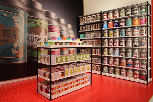 Kusmi Tea Boutique Milano