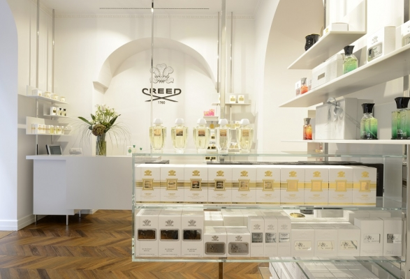 Creed Perfumes Opens In Brera Where Milan What To Do