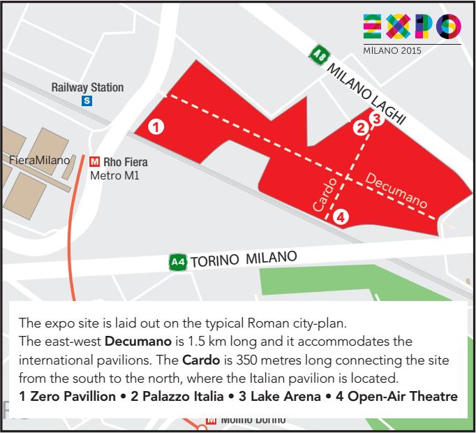 Expo 2015 site (c) Where Milan