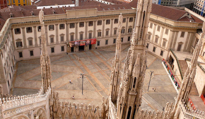 A new art circuit features milan 39 s main museum hubs for Mostre palazzo reale 2015