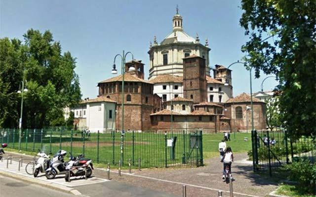 Parco Giovanni Paolo II (delle Basiliche)