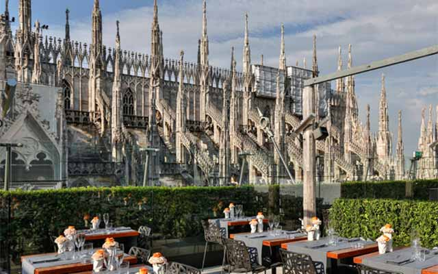 Enjoy the View: Panoramic Restaurants and Lounge Bars in Milan ...