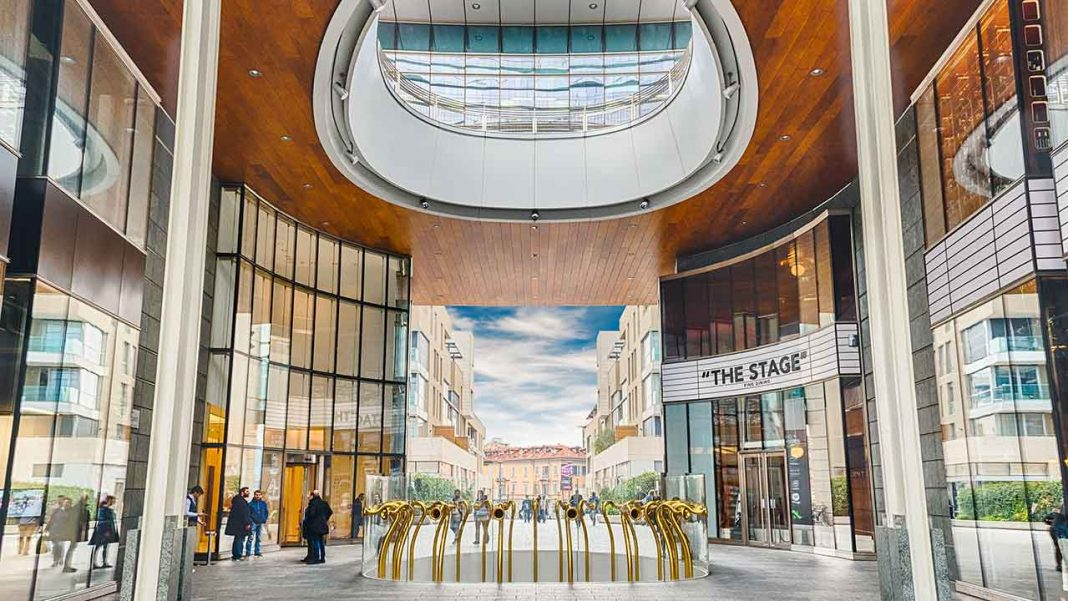 Porta Nuova District (c) Shutterstock.com